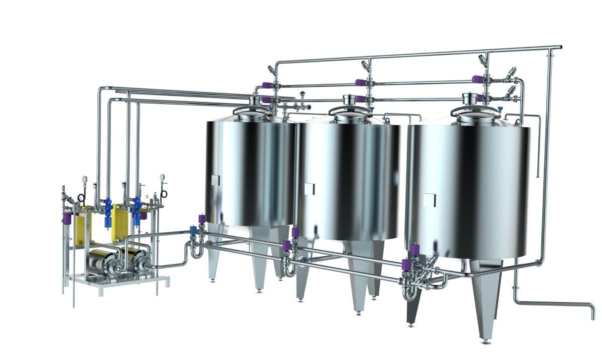 processing plants
